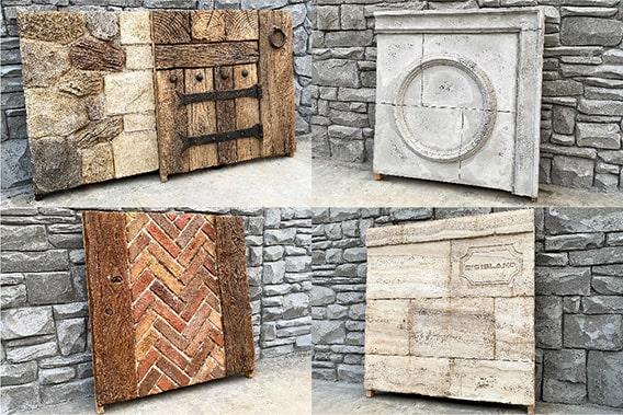モルタル造形|デザインコンクリート